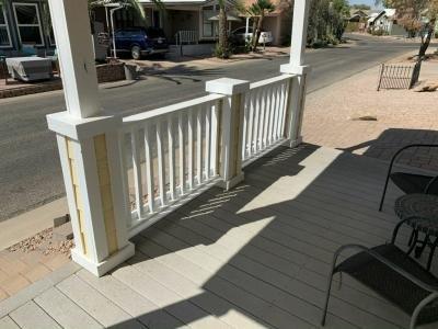 Mobile Home at 8865 East Baseline Rd, #1510 Mesa, AZ 85209