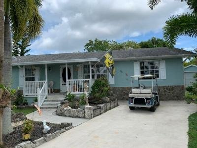 Mobile Home at 18720 S.w. 349Th Street Homestead, FL 33034