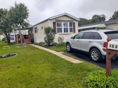 Mobile Home at 103 Round Up Road Baltimore, MD 21220