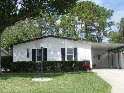 Mobile Home at 30 Green Forest Drive Ormond Beach, FL 32174