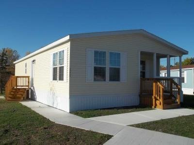 Mobile Home at 25423 N. Aztec Circle Flat Rock, MI 48134