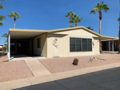 Mobile Home at 8103 E Southern Ave #196 Mesa, AZ 85209