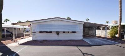 Mobile Home at 2605 S. Tomahawk Rd. Apache Junction, AZ 85119