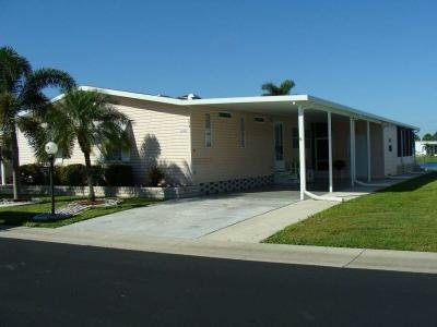 Mobile Home at 274 Lakeside Drive North Fort Myers, FL 33903
