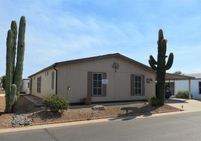Mobile Home at 3700 S Ironwood Dr, Lot 196 Apache Junction, AZ 85120
