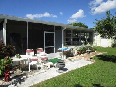 Mobile Home at 489 Zuider Zee Blvd North Fort Myers, FL 33903
