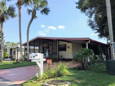 Mobile Home at 35 Barron Way North Fort Myers, FL 33903