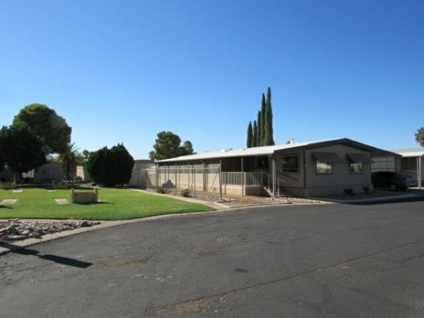 1981 Monteclaire Mobile Home For Rent