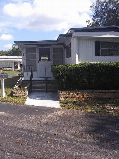 Mobile Home at 837 W Colonial Circle Holly Hill, FL 32117