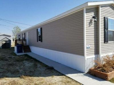 Mobile Home at 3650 Harvey Place #130 Casper, WY 82609