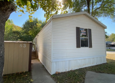 Mobile Home at 4440 Tuttle Creek Blvd., #53 Manhattan, KS 66502