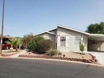 Mobile Home at 3700 S Ironwood Drive, #57 Apache Junction, AZ 85120