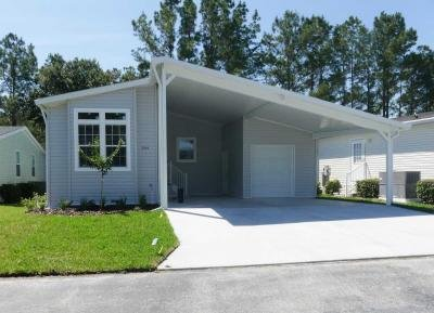 Mobile Home at 2310 Warbler Circle Lakeland, FL 33810
