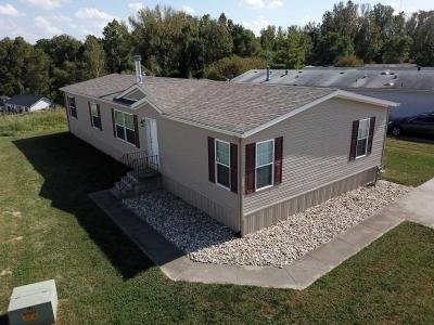 Mobile Home at 113 Woodland Trails Dr. Collinsville, IL 62234