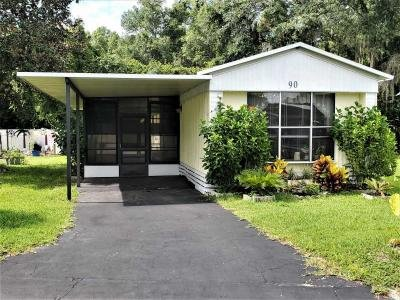 Mobile Home at 21253 Yontz Rd Lot 90 Brooksville, FL 34601