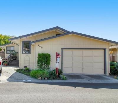 Mobile Home at 385 Millpond Dr. #385 San Jose, CA 95125