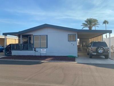 Mobile Home at 11596 W. Sierra Dawn Blvd. Lot 154 Surprise, AZ 85378
