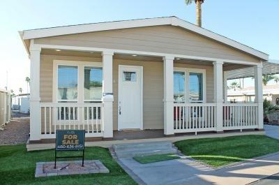 Mobile Home at 3300 E. Broadway Rd. #44 Mesa, AZ 85204