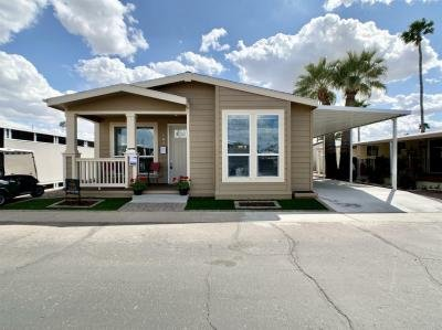 Mobile Home at 3300 E. Broadway Rd. #107 Mesa, AZ 85204