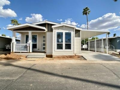 Mobile Home at 3300 E. Broadway Rd. #123 Mesa, AZ 85204