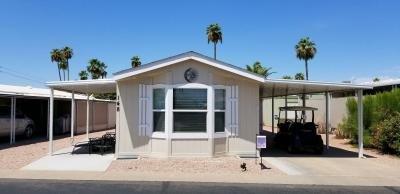 Mobile Home at 3300 E. Broadway Rd. #148 Mesa, AZ 85204