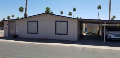 Mobile Home at 3300 E. Broadway Rd. #181 Mesa, AZ 85204