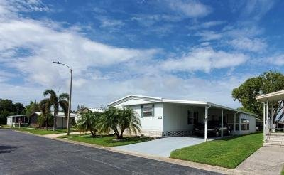 Mobile Home at 5200 28th Street North, #617 Saint Petersburg, FL 33714