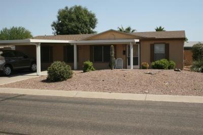 Mobile Home at 16101 N. El Mirage Rd. #417 El Mirage, AZ 85335