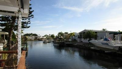 Mobile Home at 3701 Baynard Drive, F2 Punta Gorda, FL 33950