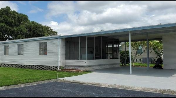 1981 HOME Mobile Home For Sale