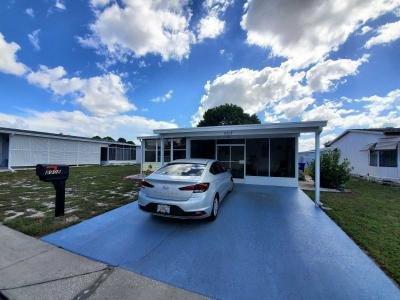 Mobile Home at 8908 Coralwood Dr. Hudson, FL 34667