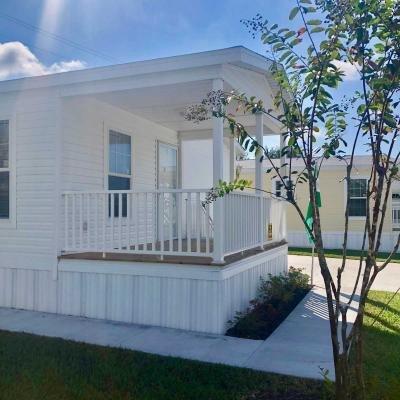Mobile Home at 406 Elinor St. Cocoa, FL 32926