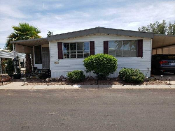 Hillcrest Mobile Home For Rent