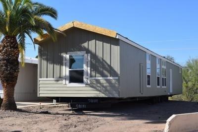 Mobile Home at 2121 S. Pantano Rd#408 Tucson, AZ 85710