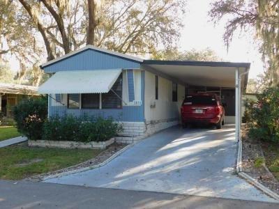 Mobile Home at 3816 Oakcrest Lane Zephyrhills, FL 33541