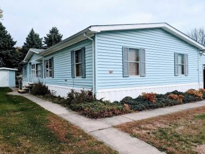 Mobile Home at 7801 88Th Avenue Lot 167 Pleasant Prairie, WI 53158