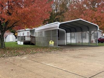 Mobile Home at 7252 Trillium Ct Ravenna, OH 44266