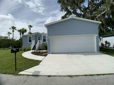 Mobile Home at 324 Den Helder Avenue (Site 1083) Ellenton, FL 34222