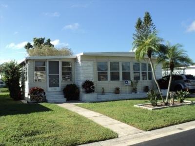 Mobile Home at 3102 Saralake Blvd. Sarasota, FL 34239
