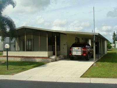 Mobile Home at 609 Sunset Ln North Fort Myers, FL 33903