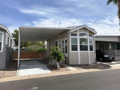 Mobile Home at 2656 N. 56th St. Mesa, AZ 85215