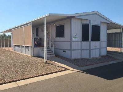 Mobile Home at 8600 E Broadway #166 Mesa, AZ 85208