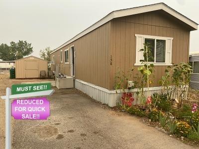 Mobile Home at 7900 N Virginia St #158 Reno, NV 89506