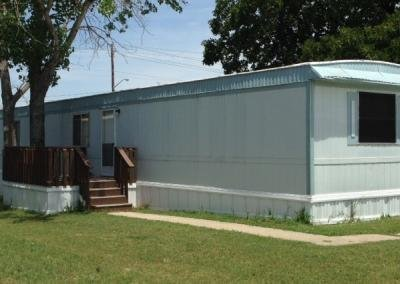 Mobile Home at 5301 E. Mckinney Street, #107 Denton, TX 76208