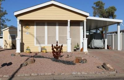 Mobile Home at 2401 W Southern Ave. #43, Mesa, Az 85282 Tempe, AZ 85282