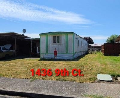 Mobile Home at 1436 Nw 8Th St Mcminnville, OR 97128