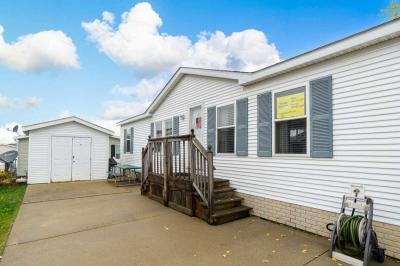 Mobile Home at 9787 Russell Street Northville, MI 48167