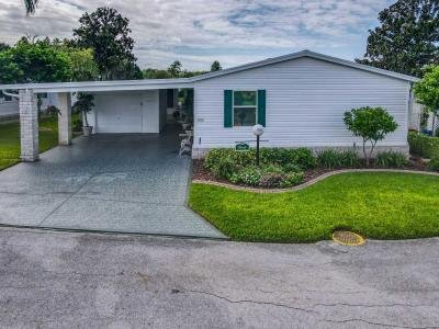 Mobile Home at 1637 Deverly Dr #806 Lakeland, FL 33801