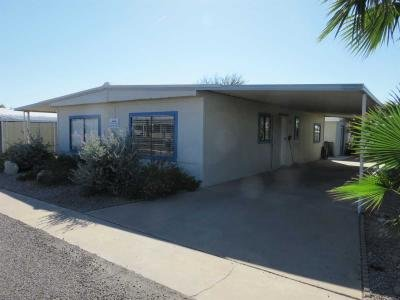 Mobile Home at 3405 S. Tomahawk Rd., #112 Apache Junction, AZ 85119