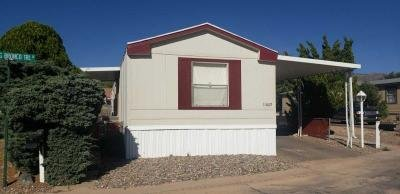 Mobile Home at 11609 Bucking Bronco Trail Se Albuquerque, NM 87123